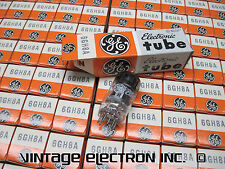 Nos 6Gh8A (6Gh8) Vacuum Tubes - Ge - Usa 1968 ($6.25/ea, Tested)