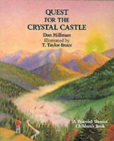 Quest for the Crystal Castle, Dan Millman, Very Good Book