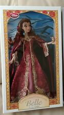 "Disney Limited Edition WINTER BELLE Beauty & the Beast 17"" Doll"