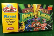 "1994 Play-Doh Playset""POWER RANGERS"" NIB BY PLAYSKOOL"