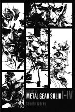 [Digital Book] The Art of Metal Gear Solid I-IV Yoji Shinkawa (2018) 383 Pages