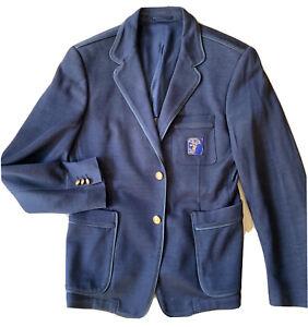 Versace Collection Herren Sakko 48 Blau