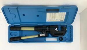 PANDUIT CT-930 Hydraulique Installation/ Patte Pinces/Sertir/Compression Outil