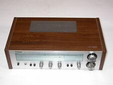 Technics SA-80 AM/FM Stereo Receiver Tested ~ Needs Repair