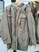 German Army Parka (Original) Medium Chest Excellent Condition.Military.