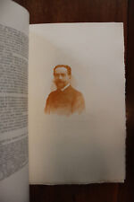 Docteur Guinard Figures Contemporaines Mariani Biographie 1911 1/25 ex. Rare !