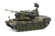 """Gepard Flakpanzer, flecktarn """"Bundeswehr"""" Art.-Nr. 452635500 Schuco Militär 1:87"""