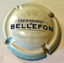 29. ctr vert 32 mm Capsule de champagne BESSERAT DE BELLEFON