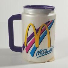McDonalds & Coca-Cola Vintage 1994 Travel Mug