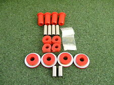 Golf 3 syncro Hinterachslager-Set PU ab Bj.95 rot 82shore Polyurethan Buchsen