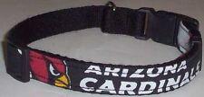 Arizona Cardinals Collar Cat Dog SMALL Pet Pro Football Team Fan Gear NFL Shop M