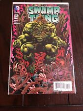Swamp Thing #5. July 2016. Dc