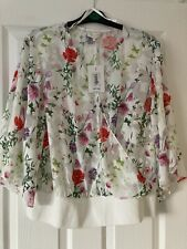 Ted Baker Top Shirt Blouse Size 5