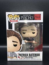 Funko Pop! Movies American Psycho Patrick with Axe - In Stock - New