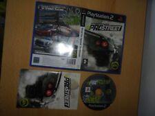Videogiochi manuale inclusi Need for Speed, Anno di pubblicazione 2007
