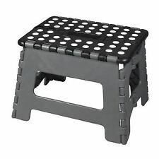Multi Purpose Folding Step Stool Home Kitchen Easy Storage Foldable