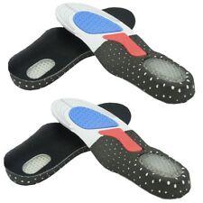 2x Einlegesohlen orthopädische Gelschuheinlagen Fußbett Einlagen Schuh  EU 40-46
