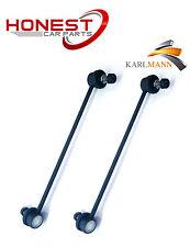 For TRAFFIC PRIMASTAR VIVARO FRONT ANTI ROLL STABILISER DROP LINK ROD X2 Karlman