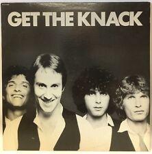 "THE KNACK - ""Get the Knack"""" LP Album ('79) ""My Sharona"" SO-511948"