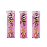3pcs Pringles Butter Caramel Potato Chips 110g Korean Snack Pantry Food_rmga