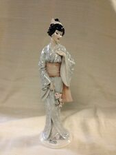 G. Armani Figurine #1760L Madama Butterfly New With Original Box