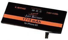 1715 mAh original JuBaTec Akku für iPhone 6S inkl. Werkzeugset