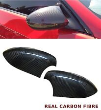 BMW 3 SERIES E90 E92 E93 M3 MIRROR COVER PAIR REAL CARBON FIBRE 2008-2012