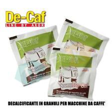 Decalcificante AXOR Anticalcare Macchine Da Caffè Bustine Da 30Gr Granuli Solub