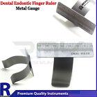 Dental Endo Gauge Finger Ruler Span Measure Scale Endodontic Ring Adjustable CE