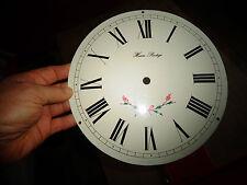Heure Prestige  Cadran Tôle peinte  d'Horloge