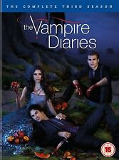 The Vampire Diaries: CW Series - The Complete Season 3 All 22 Episodes NEW DVD