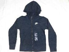Nike Girl's Lightweight Zip Up Hoodie Jacket Top Long Sleeve