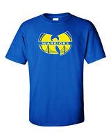 """Golden State Warriors """"W"""" """" jersey T-shirt  S-5XL"""