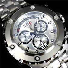 Invicta Reserve Subaqua Specialty Swiss Mvt Chronograph Steel 52mm Watch New