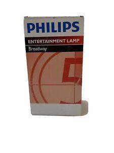 PHILIPS MSR 700 ENTERTAINMENT LAMP BROADWAY 915754 G22 928078005114 Sealed