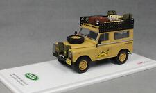 Truescale Land Rover Series III SWB Camel Trophy Zaire 1983 TSM164321 1/43 NEW