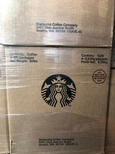 Starbuck espresso coffee beans