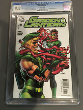 GREEN LANTERN 8 DC Comics GREEN ARROW RARE NEAL ADAMS VARIANT COVER 2006 CGC 9.8