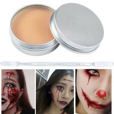 15G FAKE WOUNDS SIMULATION SCAR MAKEUP WAX WITH SPATULA EFFECT COSMETICS