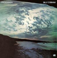 Billy Cobham - Crosswinds - 2014 (NEW CD)