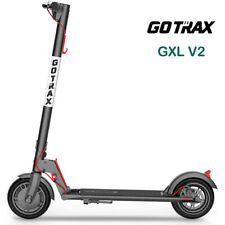 """Gotrax V2 Commuting Foldable Electric Scooter Adult 8.5"""" Tire 15.5MPH Range 250W"""