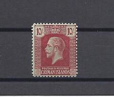 CAYMAN ISLANDS 1921 SG 67 LMM Cat £75