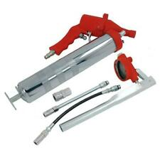 Air and Hand Operation Grease Gun with 4 Piece Accessories
