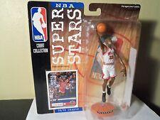 1998-99 NBA Super Stars Michael Jordan Figure White Jersey