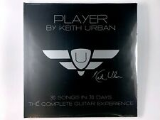 Player by Keith Urban ~ 30 Songs in 30 Days ~ 30 Guitar Instruction Dvds ~ New