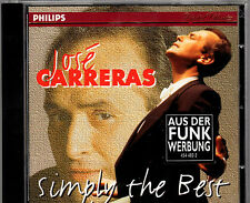 Jose Carreras - Simply the Best