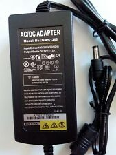 AC 100-240V To DC 12V 2A Power Supply Adapter For LED Light Strips 5 Pack