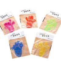David Sticky Toy Soft Hand Shape Toy Elestic Palm Stress Relief Toy New Top