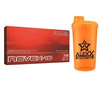Scitec Nutrition Revex-16 108 Kaps. Fatburner Gewichtsreduktion ähnlich Shredex!