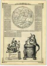1844 Ascot Gold Cup, Royal Hunt Cup, Plate